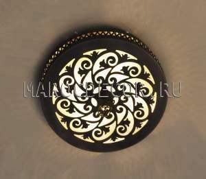 Потолочный светильник в восточном стиле арт.W-380-40