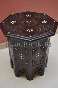 Кофейный столик в восточном стиле арт.TB-93