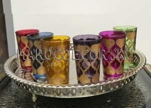 Марокканские стаканчики для чая арт.Verre-6