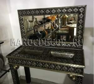 Консоль в марокканском стиле арт.TM-15