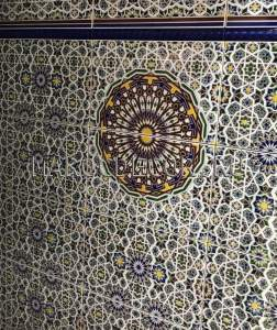 Плитка в марокканском стиле арт.Z-04, МАРОКДекор