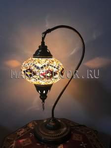 Восточная мозаичная лампа арт.TS-03