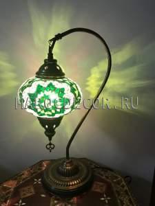 Турецкая мозаичная лампа арт.TS-01, в наличии