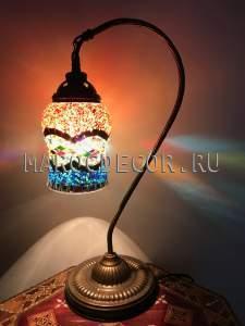 Настольная мозаичная лампа арт.SWL-01