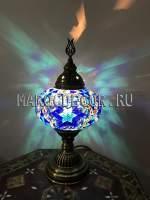 Восточная мозаичная лампа арт.TA-14