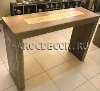 Стол в марокканском стиле арт.ТМ-18