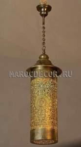 Марокканский подвесной светильник арт.116