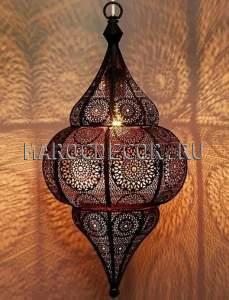 Люстра в марокканском стиле арт.117, магазин восточных светильников в Москве.
