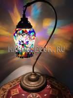 Настольная мозаичная лампа арт.SWL-05