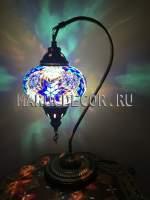 Восточная мозаичная лампа арт.TS-02