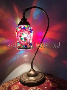 Настольная мозаичная лампа арт.SWL-04