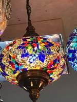 Восточный мозаичный светильник, в наличии
