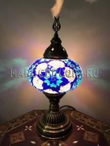 Восточная мозаичная лампа арт.TA-13
