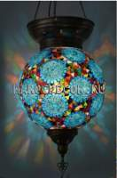 Восточный мозаичный светильник арт.HM-030T/р