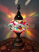 Восточная мозаичная лампа арт.TA-12
