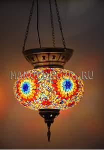 Мозаичный подвесной светильник арт.НМ-023