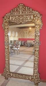 Восточное зеркало ручной работы арт.SR-92