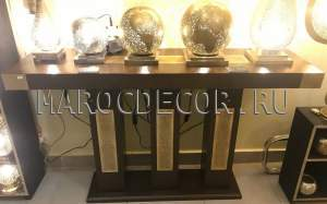 Марокканская консоль ручной работы арт.ТМ-20