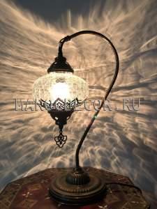 Восточная настольная лампа арт.CDE217