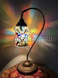 Настольная мозаичная лампа арт.SWL-03