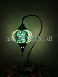 Восточная мозаичная лампа арт.TS-07