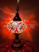 Восточная мозаичная лампа арт.TA-02