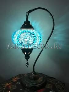 Восточная мозаичная лампа арт.TS-05