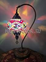 Восточная мозаичная лампа арт.TS-04