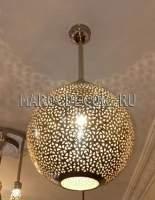 Марокканская люстра-шар арт.118, Марокко