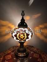 Восточная мозаичная лампа арт.TA-04