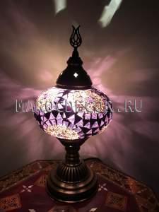 Восточная мозаичная лампа арт.TA-07