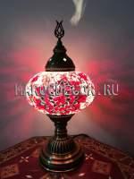 Восточная мозаичная лампа арт.TA-09
