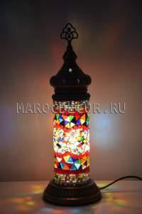 Восточная мозаичная лампа арт.СLM-1540/3