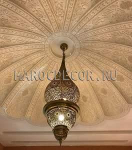 Марокканский подвесной светильник арт.117