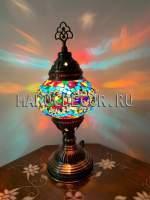 Восточная мозаичная лампа арт.TF-11