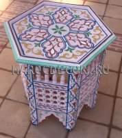 Кофейный столик в восточном арт.TK-5