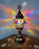 Мозаичная настольная лампа арт.TF-14, Турция