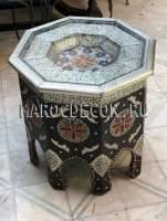 Марокканский столик арт.ТМ-146