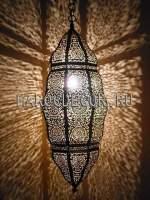 Марокканский подвесной светильник арт.10