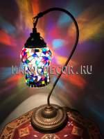 Настольная мозаичная лампа арт.SWL-07
