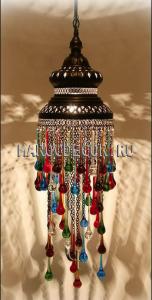 Турецкая люстра в восточном стиле арт.CKL819