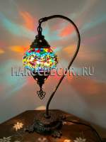 Восточная мозаичная лампа арт.ТМ-SS