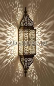 Дизайнерский светильник в марокканском стиле арт.122
