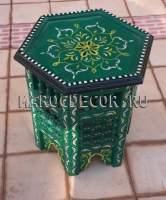 Марокканский резной столик арт.TK-11