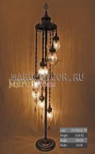 Восточная напольная лампа