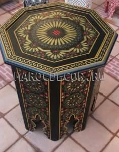 Восточный столик арт.TK-25, Марокко