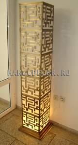 Восточная лампа арт.Lamp-37