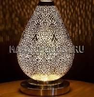 Марокканская настольная лампа арт.TM-249, ручная работа