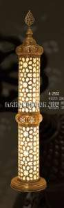 Восточная лампа-торшер арт. А-2552, Турция