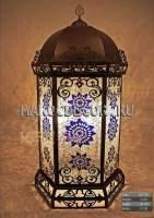Напольная мозаичная лампа арт.FM-57H